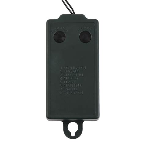 10m 72 led battery operated string timer light