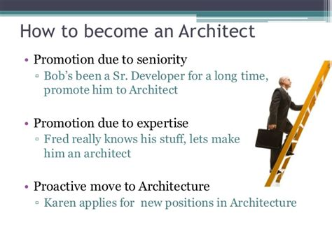 i want to become a architect how to become an architect