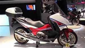 Honda 750 Scooter : 2015 honda integra s 750 dct maxi scooter walkaround 2014 eicma milan motorcycle exhibition ~ Voncanada.com Idées de Décoration
