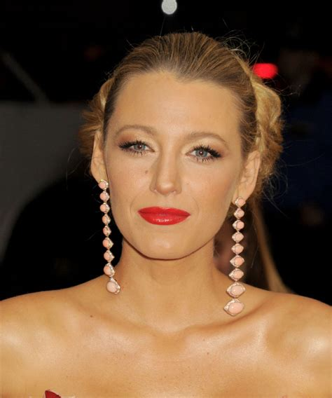 blake lively met costume institute gala    york