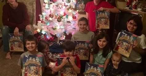life with nine kids christmas gift ideas for big families