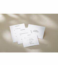 wiltona ct single border invitation kit at joa with bridal With joann fabrics wedding invitations kits