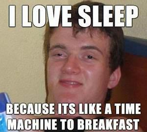 FUNNY SLEEP MEMES image memes at relatably.com