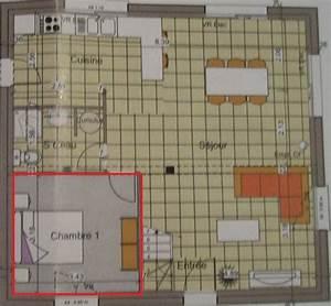 Plan Maison 1 Chambre 1 Salon : dessiner des plans fonctionnels conseils thermiques ~ Premium-room.com Idées de Décoration