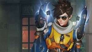 Overwatch Blizzard Removes Sexualized Tracer Win Pose