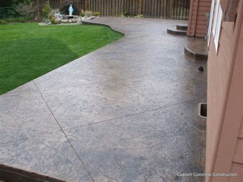 sted concrete photo gallery portland oregon patios