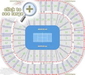 Allphones Arena Floor Plan