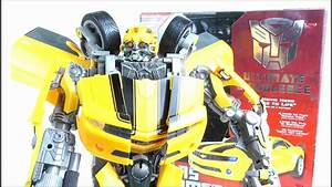 Transformers Ultimate Bumblebee Nostalgic Toy Review
