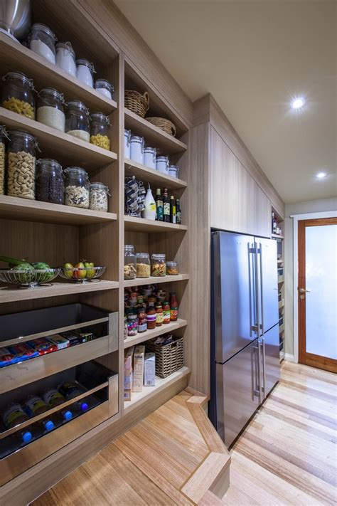 Shelving Pantry Ideas by 30 Kitchen Pantry Cabinet Ideas For A Well Organized Kitchen