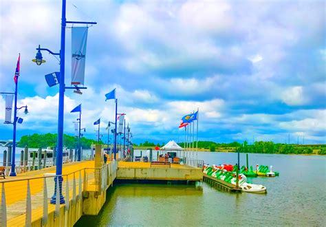 Paddle Boats Dc Harbor by Boating In Dc National Harbor Pedal Boat Rentals The