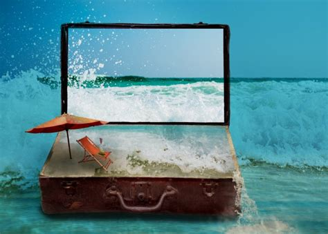 fantasy ocean beach background  stock photo public