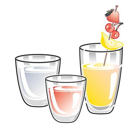 disegni di bicchieri disegni stilizzati