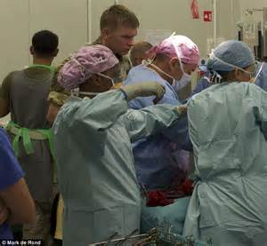 Trauma Surgeon Work Environment