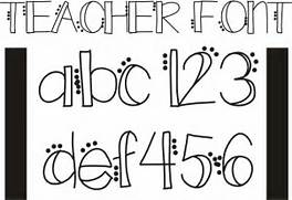 Cute Fonts To Draw Alp...