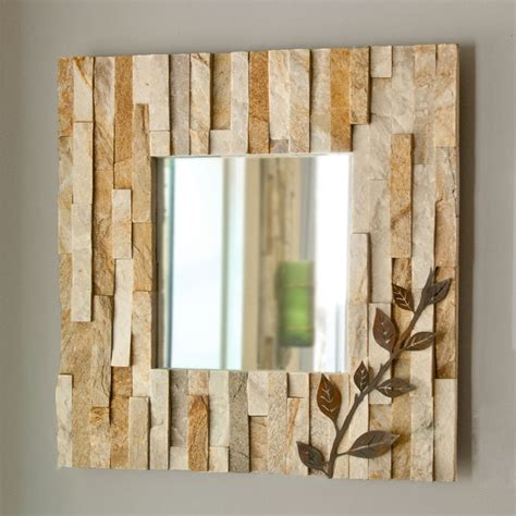 wall decor with mirrors metal wall decor mirror decosee