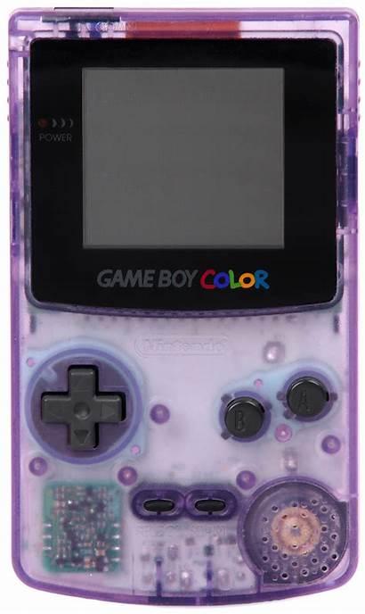 Boy Transparent Gameboy Purple Mario Wikia Ign