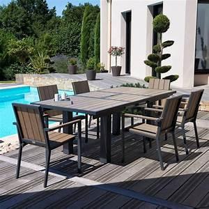 Table De Jardin Tressé : catgorie salon de jardin page 2 du guide et comparateur d 39 achat ~ Teatrodelosmanantiales.com Idées de Décoration