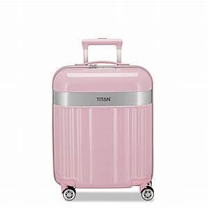 Titan Koffer Rosa : titan koffer spotlight 4 rollen trolley 55 cm s ~ Kayakingforconservation.com Haus und Dekorationen