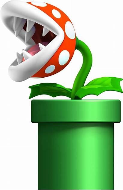 Plant Mario Bros Piranha Planta Carnivora Transparent