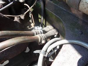Land Rover Series 2  2a And 3 Double Wire Clips For Heater