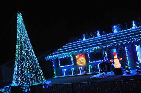 the best christmas holidays lights displays in phoenix