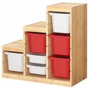 Boite À Thé Ikea : trofast combi rangement bo tes ikea bonnes id es meuble rangement enfant boite ikea et ~ Dallasstarsshop.com Idées de Décoration