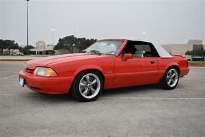 1992 Ford Mustang LX Convertible for sale
