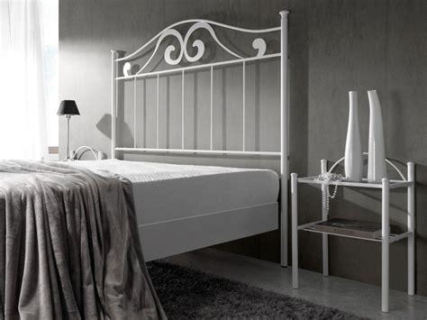 cabezal de forja modernista cama forja dormitorio de