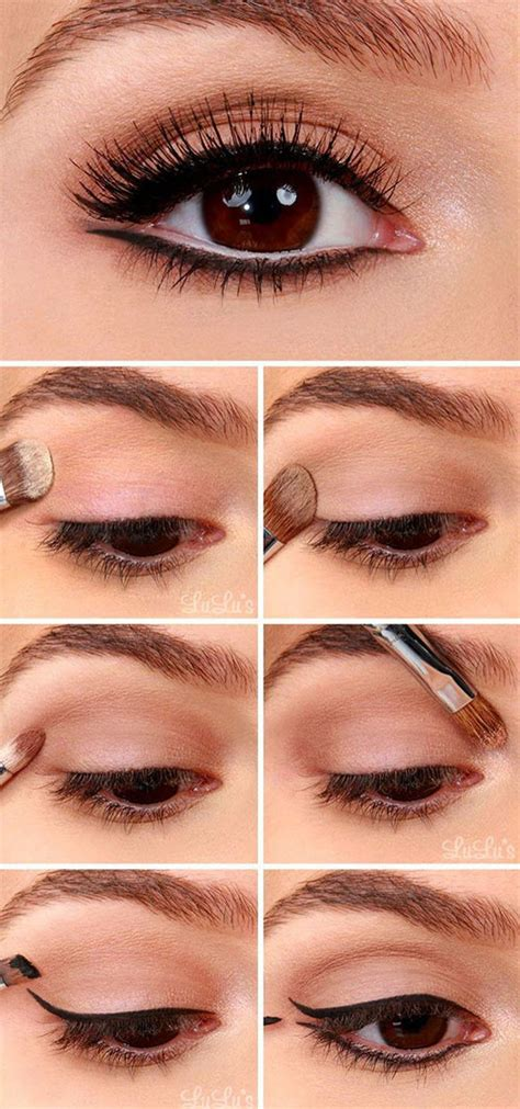 easy summer eye   tutorials  beginners learners  modern fashion blog