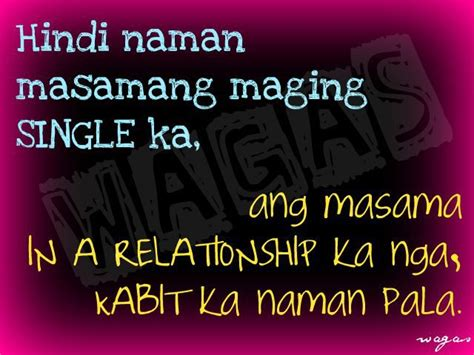 Quotes About Single Tagalog Quotesgram. Family Quotes From Books. Friday Quotes You Aint Got To Lie Craig. Love Quotes Journey. Success Quotes Haters. Success Quotes Outliers. Country Pride Quotes. Relationship Quotes Lyrics. Christmas Quotes English