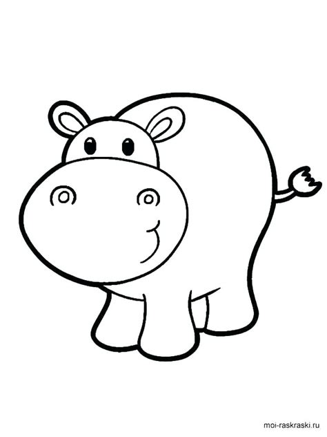 easy coloring pages   year olds  getcoloringscom