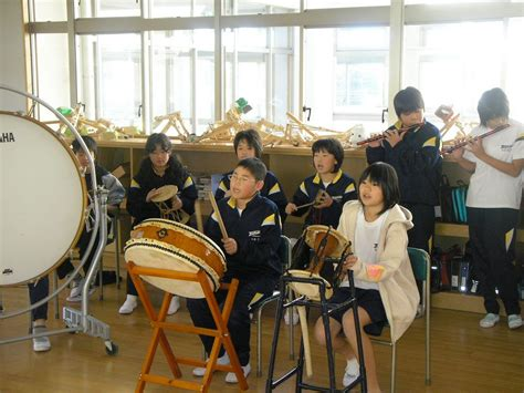 Wikimedia commons has media related to music schools in japan. Meditations in an Emergency: Last Day at Takada Elementary School