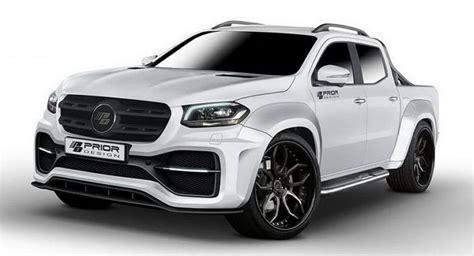 Modifikasi Mercedes Class by Modifikasi Mercedes X Class Desain Yang Agresif