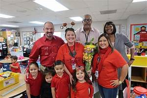 Greenville ISD recognizes Michelle Wilson