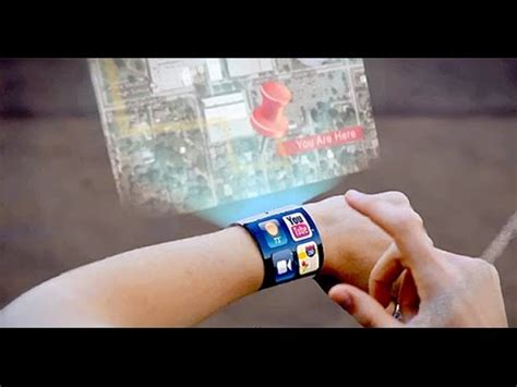 Apple Iwatch Upcoming Review By (hackers) Concept 2014