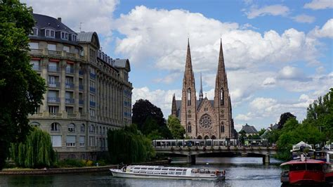 Bca Strasbourg, France Study Abroad Program For French