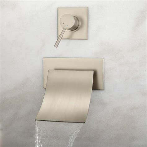 Kohler Wall Mount Waterfall Faucet by 25 Best Images About Bathroom On Wall Mount