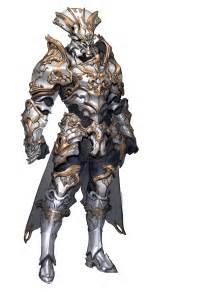 White Knight Armor Concept Art