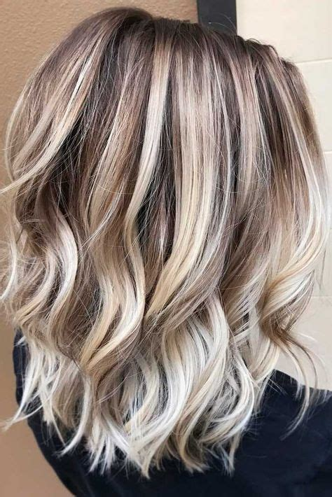 Color Hairstyles For Hair by 42 Chic Medium Length Layered Hair Hair Hair Colour