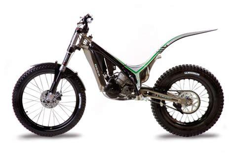 trial bike motorrad ossa tr 280i modellnews