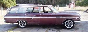1964 Ford Fairlane 500 Ranch Wagon  Matching Numbers