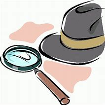Image result for free clip art magnifying glass with eye