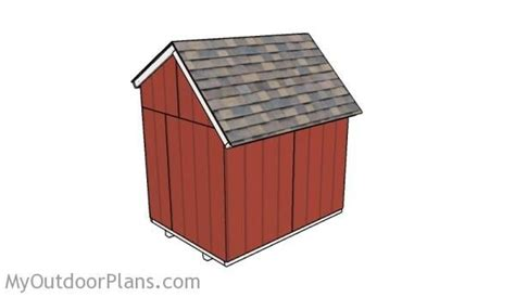 6x8 saltbox shed plans best 25 6x8 shed ideas on craftsman sheds