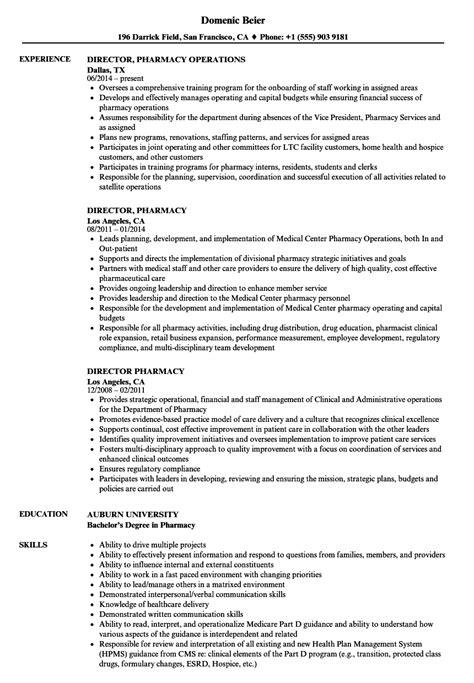 pharmacist resume sample templatedosecom