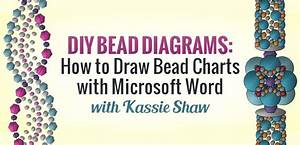 Teach Others How To Bead With Beading Diagrams