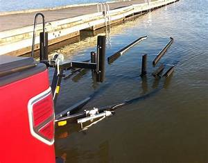 Do You Dip Your Boat Trailer In The Water  Take A Look Here