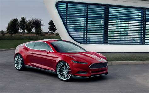 ford evos concept wallpapers  images wallpapers