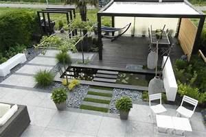 25 idees pour amenager et decorer un petit jardin ange With idees amenagement jardin exterieur 0 petit jardin idees damenagement deco et astuces pratiques