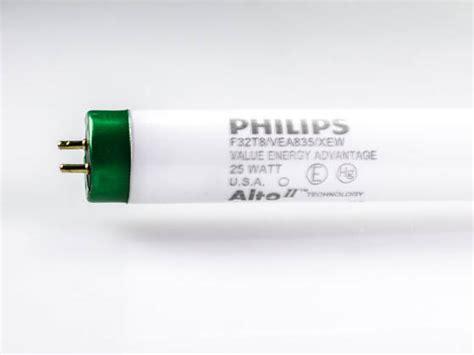 philips 25 watt 48 inch t8 neutral white