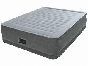 Lit D Appoint Gonflable : matelas gonflable 2 personnes intex vente de lit d ~ Melissatoandfro.com Idées de Décoration